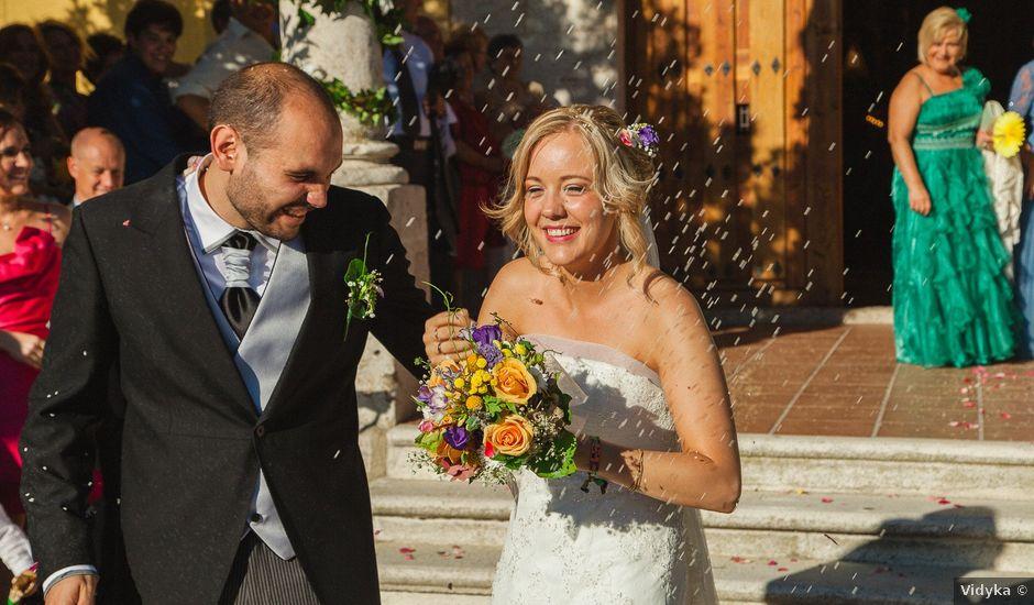 La boda de Diego y Charo en Valladolid, Valladolid