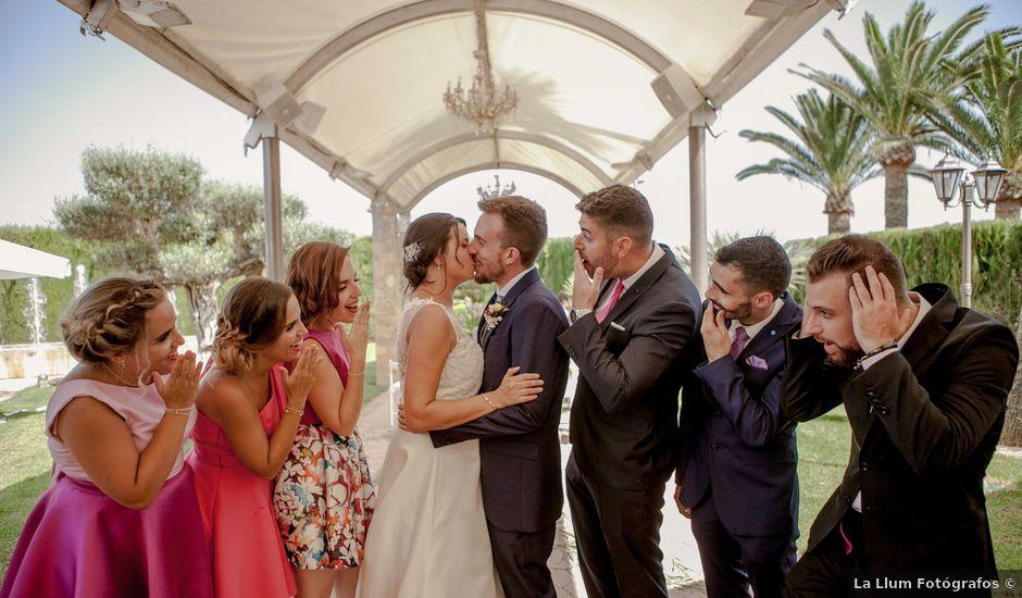 La boda de Javier y Bea en L' Alcúdia, Valencia