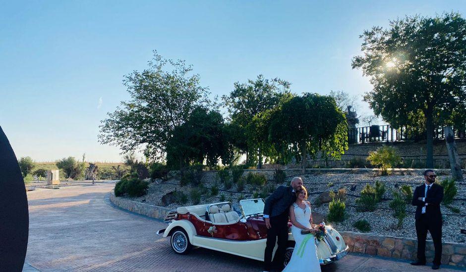 La boda de Ramsés y Fani en Seseña Viejo, Toledo