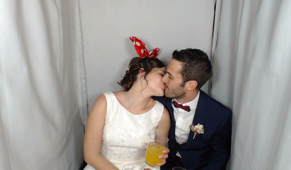 La boda de Alfonso y Nerea en Miraflores De La Sierra, Madrid