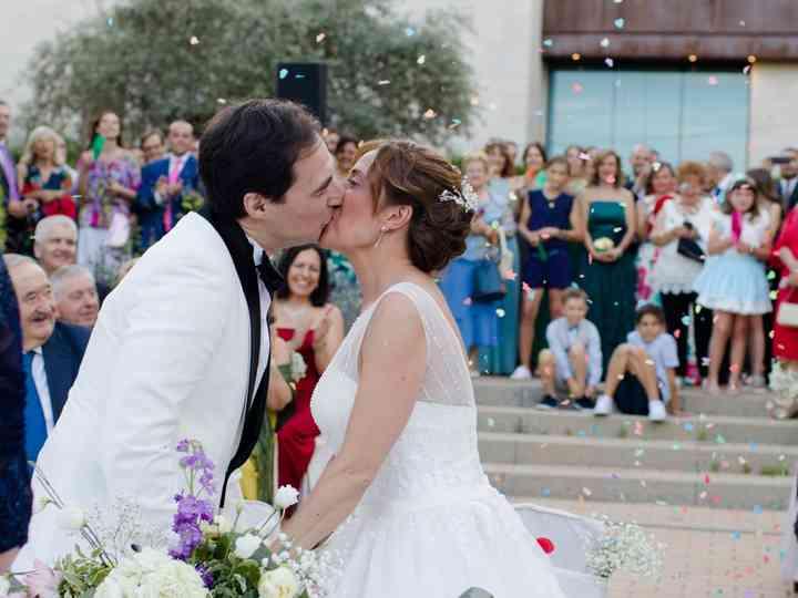 La boda de Esther y Félix