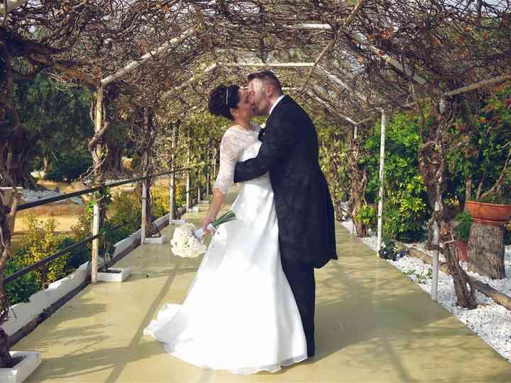 La boda de Carmela y Juan