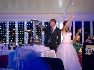 La boda de Alex y Maryló