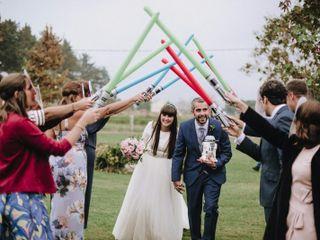 La boda de Sonia y Mikel