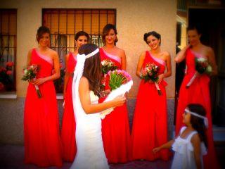 La boda de Jenny y Roman 2