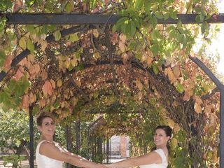 La boda de Monica y Mari Carmen 1