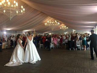 La boda de Monica y Mari Carmen
