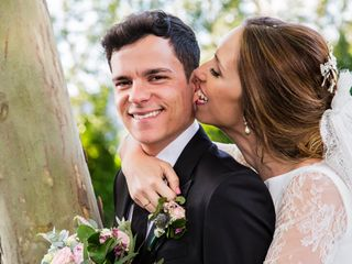La boda de Elena y Jesús