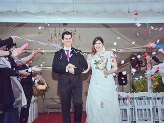 La boda de Gema y Alberto