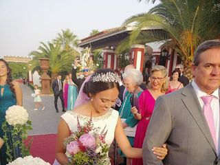 La boda de Inma  y José 1