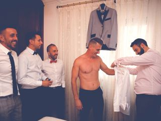 La boda de Alba y Jose 1