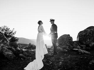 La boda de Carlota y Álvaro