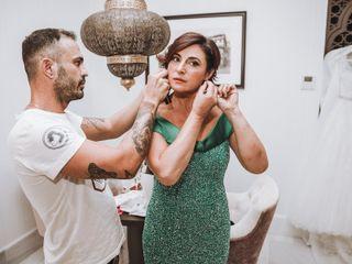 La boda de Alba y Angello 3
