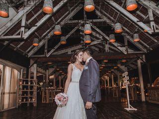 La boda de Alba y Angello
