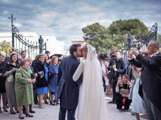 La boda de Mª Amparo y Miguel