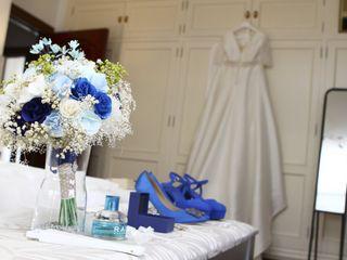 La boda de Ernesto y Rosalia 1
