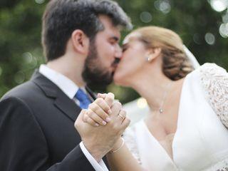 La boda de Ernesto y Rosalia