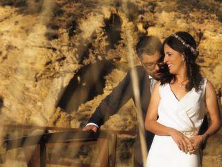 La boda de Cecilia y Fran