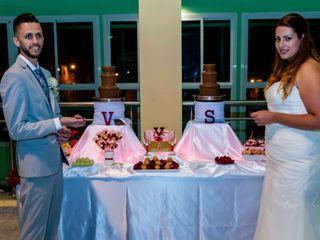 La boda de Vicky  y Samy  3