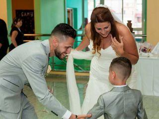 La boda de Vicky  y Samy