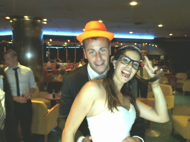 La boda de Maryló y Alex en Illetas, Islas Baleares 8