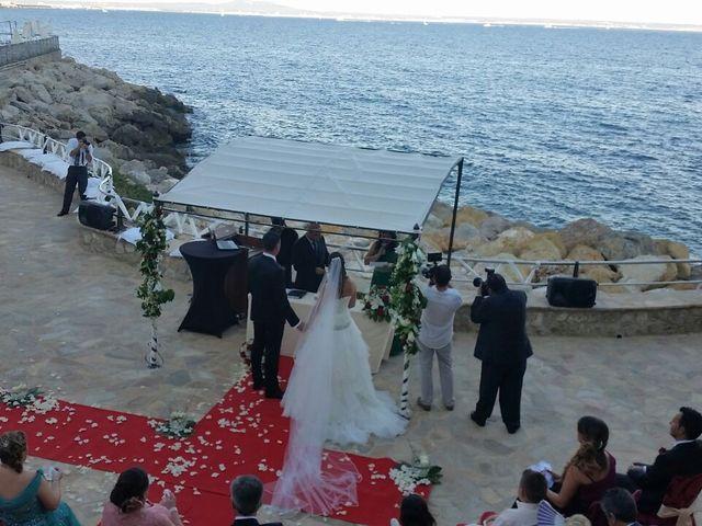 La boda de Maryló y Alex en Illetas, Islas Baleares 16