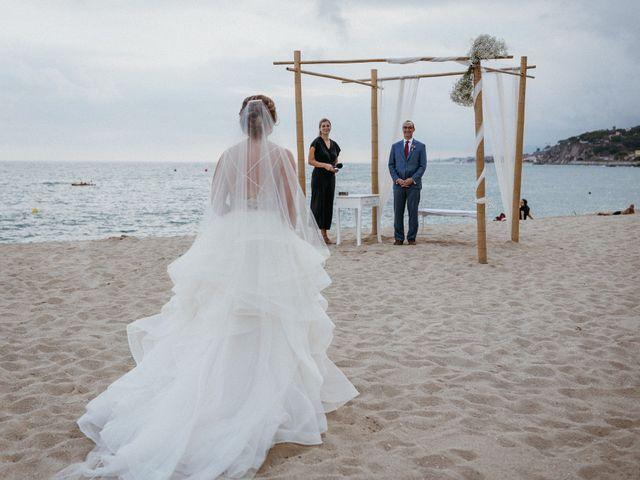 La boda de Lee y Lanley en Sant Pere De Ribes, Barcelona 52