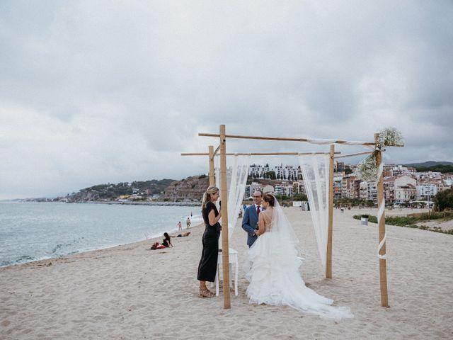 La boda de Lee y Lanley en Sant Pere De Ribes, Barcelona 55