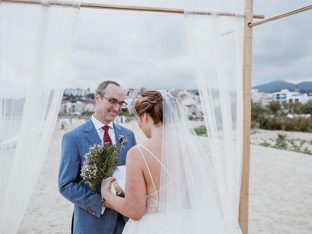 La boda de Lee y Lanley en Sant Pere De Ribes, Barcelona 57