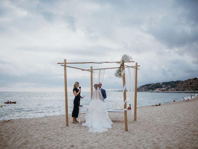 La boda de Lee y Lanley en Sant Pere De Ribes, Barcelona 62