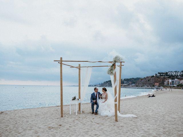 La boda de Lee y Lanley en Sant Pere De Ribes, Barcelona 73