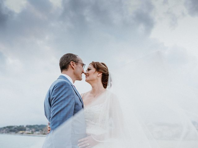 La boda de Lanley y Lee