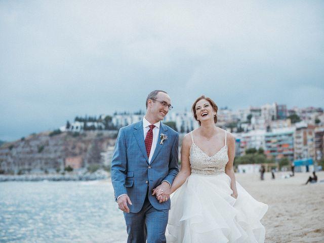 La boda de Lee y Lanley en Sant Pere De Ribes, Barcelona 81