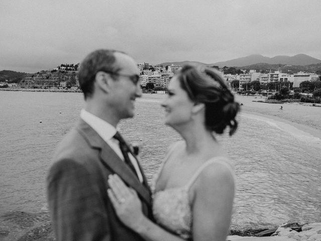 La boda de Lee y Lanley en Sant Pere De Ribes, Barcelona 84