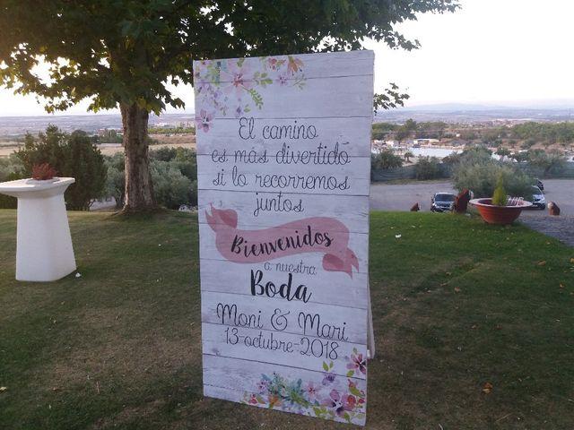 La boda de Mari Carmen y Monica en Marchamalo, Guadalajara 4