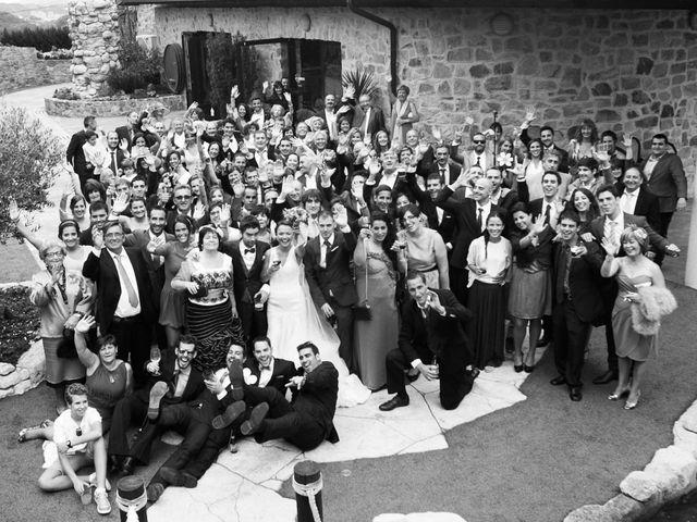 La boda de Alberto y Verónica en Urnieta, Guipúzcoa 1