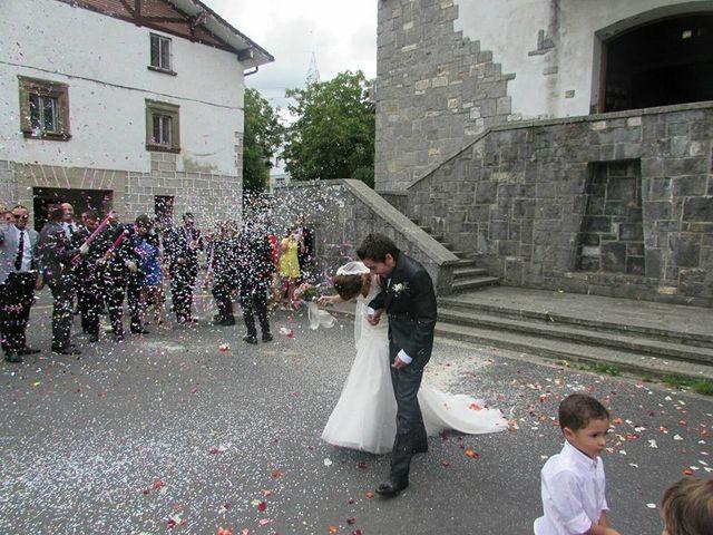La boda de Alberto y Verónica en Urnieta, Guipúzcoa 6