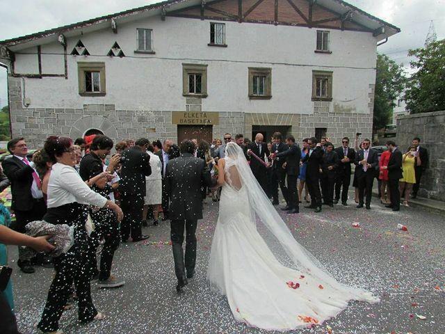 La boda de Alberto y Verónica en Urnieta, Guipúzcoa 9
