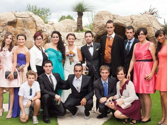 La boda de Alberto y Verónica en Urnieta, Guipúzcoa 11
