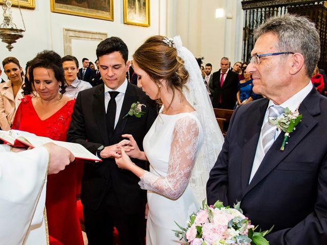 La boda de Jesús y Elena en Illescas, Toledo 14