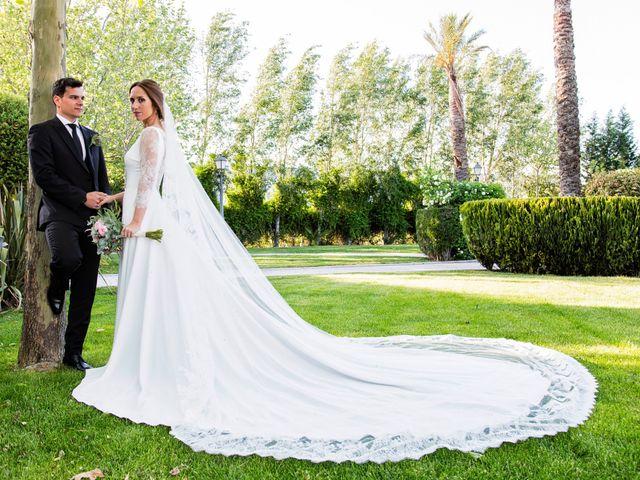 La boda de Jesús y Elena en Illescas, Toledo 18