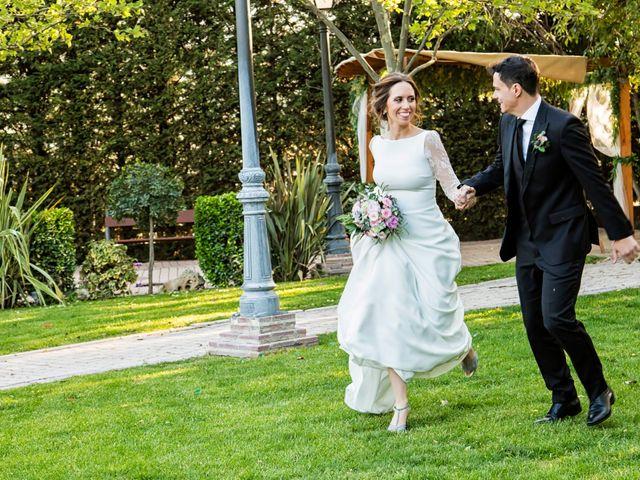 La boda de Jesús y Elena en Illescas, Toledo 20