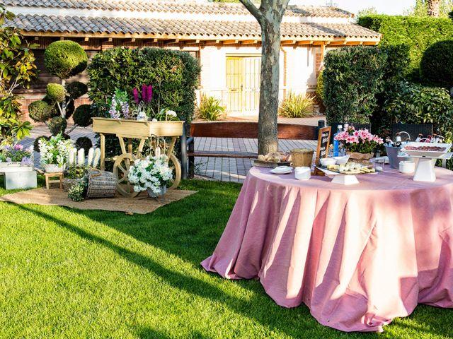 La boda de Jesús y Elena en Illescas, Toledo 21