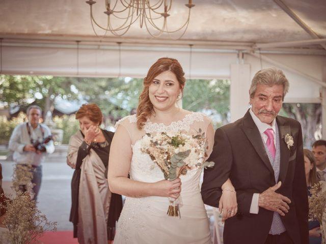 La boda de Alberto y Gema en Madrid, Madrid 1