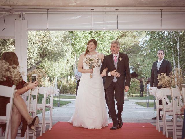La boda de Alberto y Gema en Madrid, Madrid 2