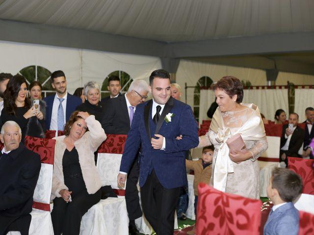 La boda de Manolo y Noelia en Alhaurin De La Torre, Málaga 16