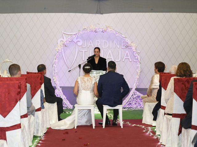 La boda de Manolo y Noelia en Alhaurin De La Torre, Málaga 18