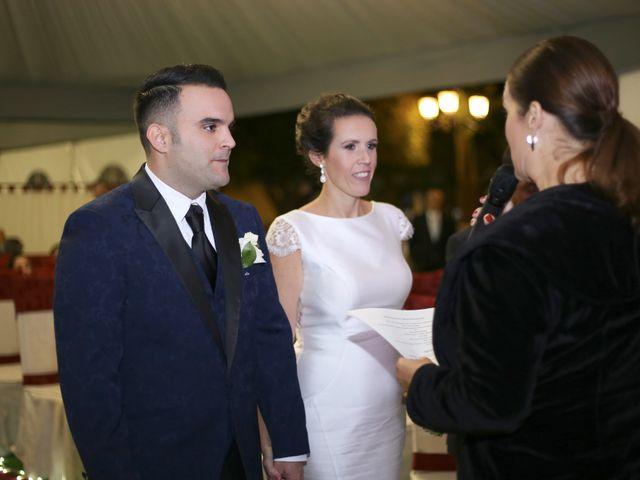 La boda de Manolo y Noelia en Alhaurin De La Torre, Málaga 19