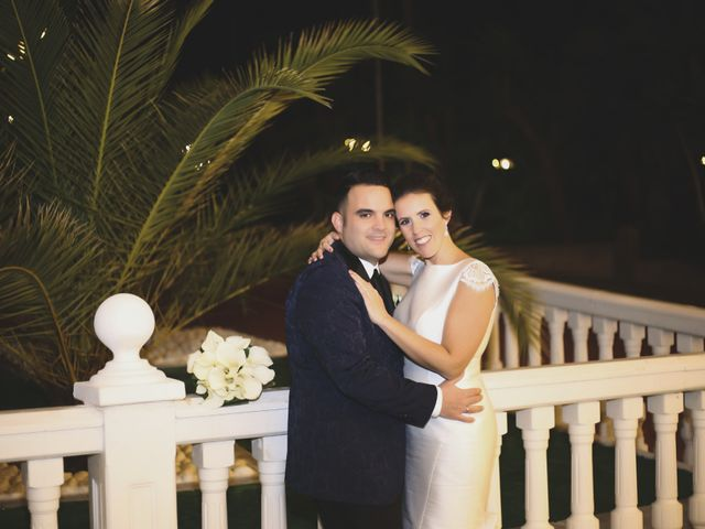 La boda de Noelia y Manolo