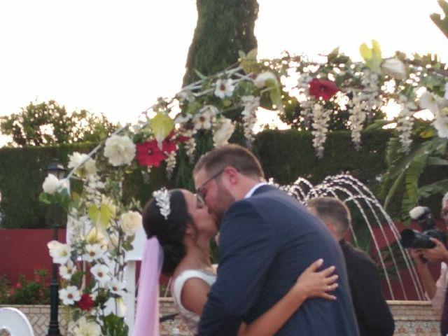 La boda de José y Inma  en Salteras, Sevilla 4